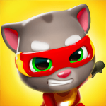 Talking Tom Hero Dash Android APK Download 5