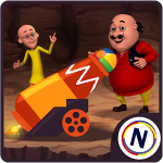 Motu Patlu Cannon Battle Android Game APK Download 4