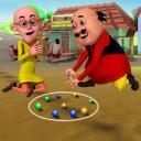 Motu Patlu Kanche Game