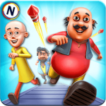 Motu Patlu - Run Race Free Android Game Download 2
