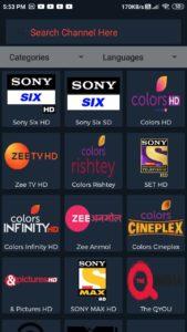Oreo TV App 1